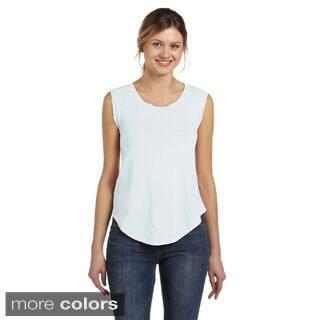Women's Cap Sleeve Crew Shirt|https://ak1.ostkcdn.com/images/products/9007952/Womens-Cap-Sleeve-Crew-Shirt-P16210923.jpg?impolicy=medium