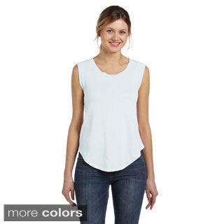 Women's Cap Sleeve Crew Shirt