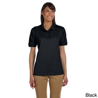 Ultra Cotton Ladies' 6.5 oz. Piquù Polo
