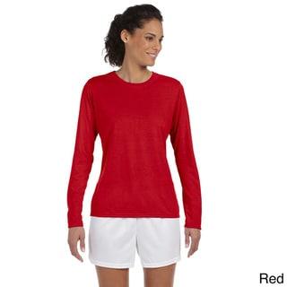 Gildan Performance Ladies' 4.5 oz. Long-Sleeve T-Shirt