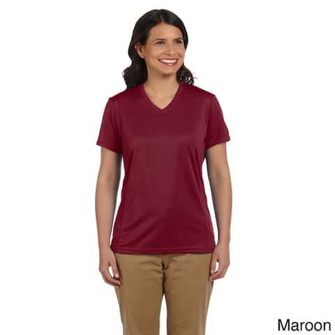 Harriton Ladies' 4.2 oz. Athletic Sport T-Shirt
