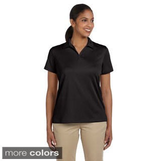 Ladies' Double Mesh Sport Shirt (5 options available)