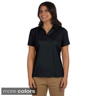 Ladies' Micro-Piquu Polo (5 options available)