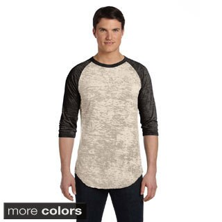 Alternative 3.5 oz. Big League Burnout Baseball T-Shirt (More options available)