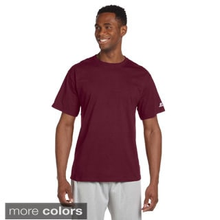 Russel Men's Cotton Crew Neck T-shirt
