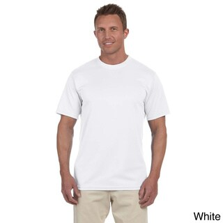100-percent Polyester Moisture-wicking Short-sleeve T-Shirt