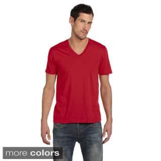 Alternative Men's Basic V-neck Tee|https://ak1.ostkcdn.com/images/products/9008024/Alternative-Mens-Basic-V-neck-Tee-P16210848.jpg?impolicy=medium