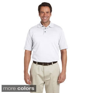 Men's Performance Plus Jersey Polo Shirt