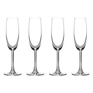 Cuisinart Classic Essential Champagne Flute Glassware (Set of 4)