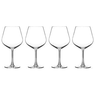 Cuisinart Classic Essential Burgundy Glassware (Set of 4)