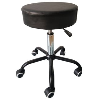 Sierra Comfort Hydraulic Wheeled Massage Stool