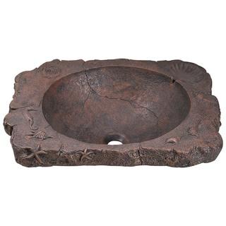 Polaris Sinks P069 Bronze Drop-In Sink