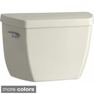 Kohler K-4645 Highline Classic 1.6 gpf Toilet Tank with Pressure Lite