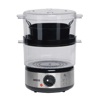 Nesco ST-25F 5 Quart Food Steamer