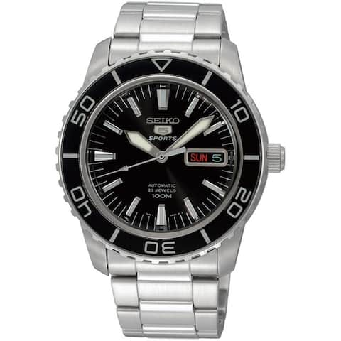Seiko Men's SNZH55 '5' Automatic Stainless Steel Watch