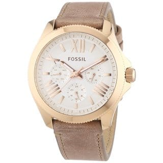 Fossil Women's AM4532 Cecile Rose Gold Watch|https://ak1.ostkcdn.com/images/products/9008792/P16211510.jpg?impolicy=medium