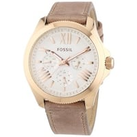 Fossil Women's  Cecile Rose Gold Watch