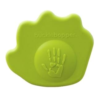 Bucklebopper Seat Belt Release Aid in Green https://ak1.ostkcdn.com/images/products/9009320/Bucklebopper-Seat-Belt-Release-Aid-in-Green-P16211945.jpg?impolicy=medium