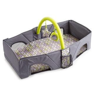 Summer Infant Travel Bed and Diaper Changer|https://ak1.ostkcdn.com/images/products/9009328/Summer-Infant-Travel-Bed-and-Diaper-Changer-in-Multi-P16211952.jpg?impolicy=medium