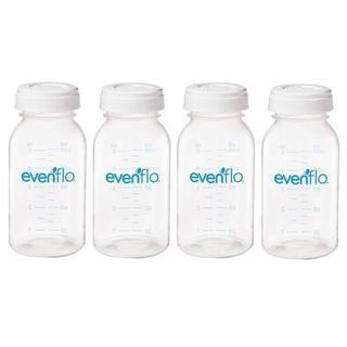 Evenflo 5-ounce Milk Storage Bottle (4 Pack)