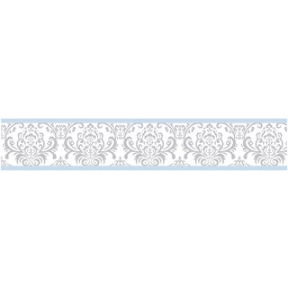 Sweet Jojo Designs Avery Modern Wall Paper Border