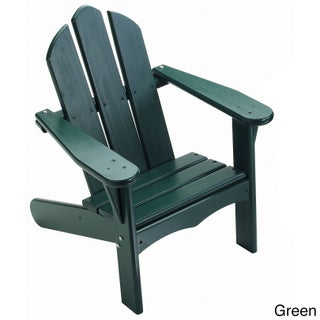 Little Colorado Children's Pine Adirondack Chair (3 options available)