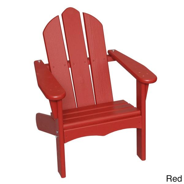 Little Colorado Children's Pine Adirondack Chair