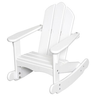 Little Colorado Child's Adirondack Rocking Chair (4 options available)