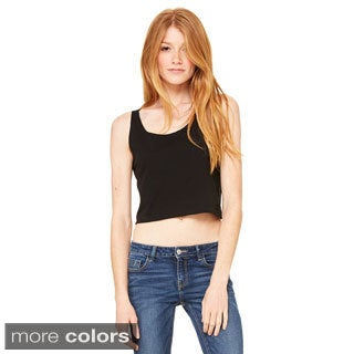 Bella Women's Cropped Tank Top
