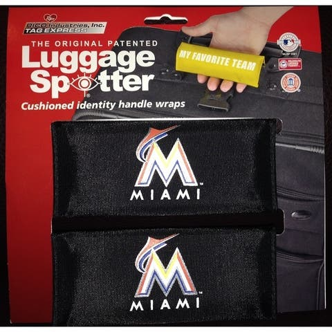 MLB Miami Marlins Original Patented Luggage Spotter