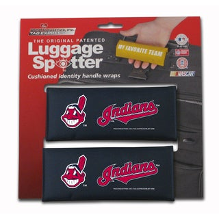 MLB Cleveland Indians Original Patented Luggage Spotter