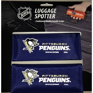 NHL Pittsburgh Penguins Original Patented Luggage Spotter