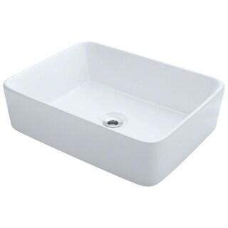 porcelain sinks store shop the best deals for sep 2017 overstockcom. beautiful ideas. Home Design Ideas