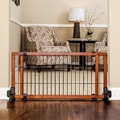 Carlson Free-standing Wooden Pet Gate