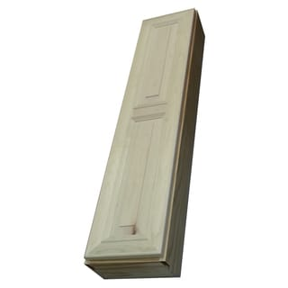 47.5-inch Andrew Series Narrow On the Wall 5.5-inch Interior Depth Cabinet