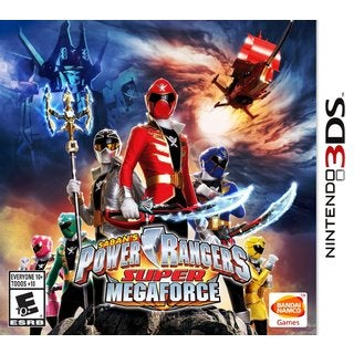 Namco Power Rangers Super MegaForce