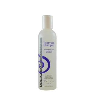 Curly Hair Solution Treatment 8-ounce Shampoo