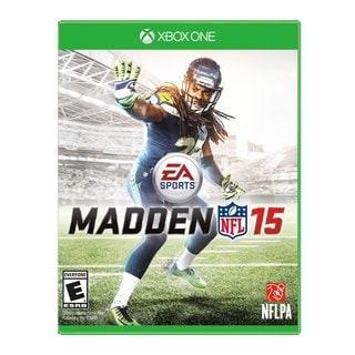 Xbox One - Madden NFL 15