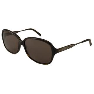 Harley Davidson Women's HDX831 Rectangular Sunglasses