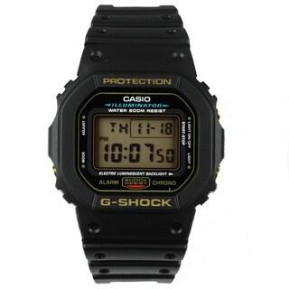 Casio G-Shock DW5600EG-9 Black Watch