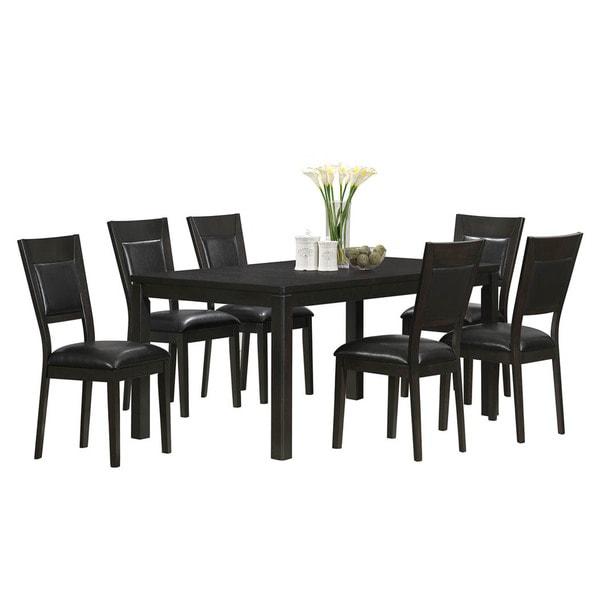 Shop CAPPUCCINO ASH VENEER 38X 54X 70 DINING TABLE
