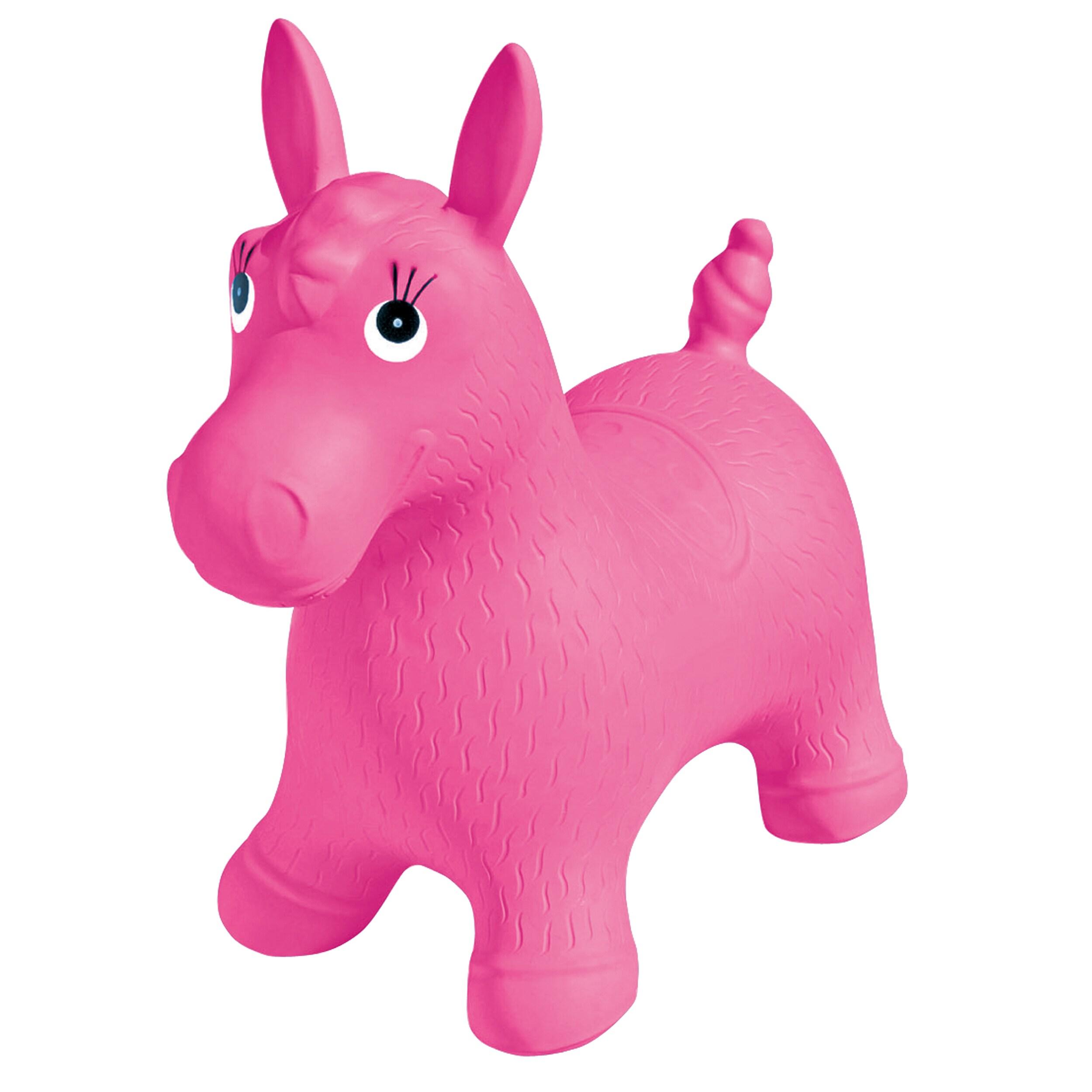 Hedstrom Pink Pony Bouncer (1)