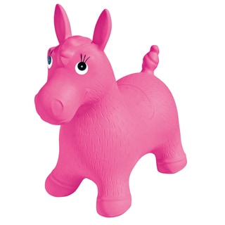 Hedstrom Pink Pony Bouncer