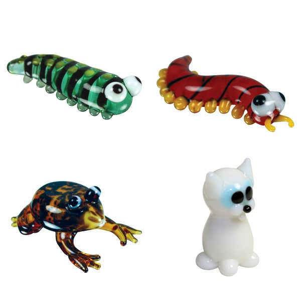 Looking Glass Yard Creatures Miniature Figures