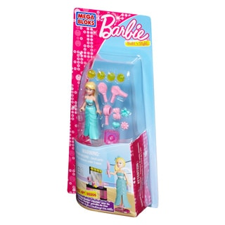 Mega Bloks Barbie Movie Star Barbie