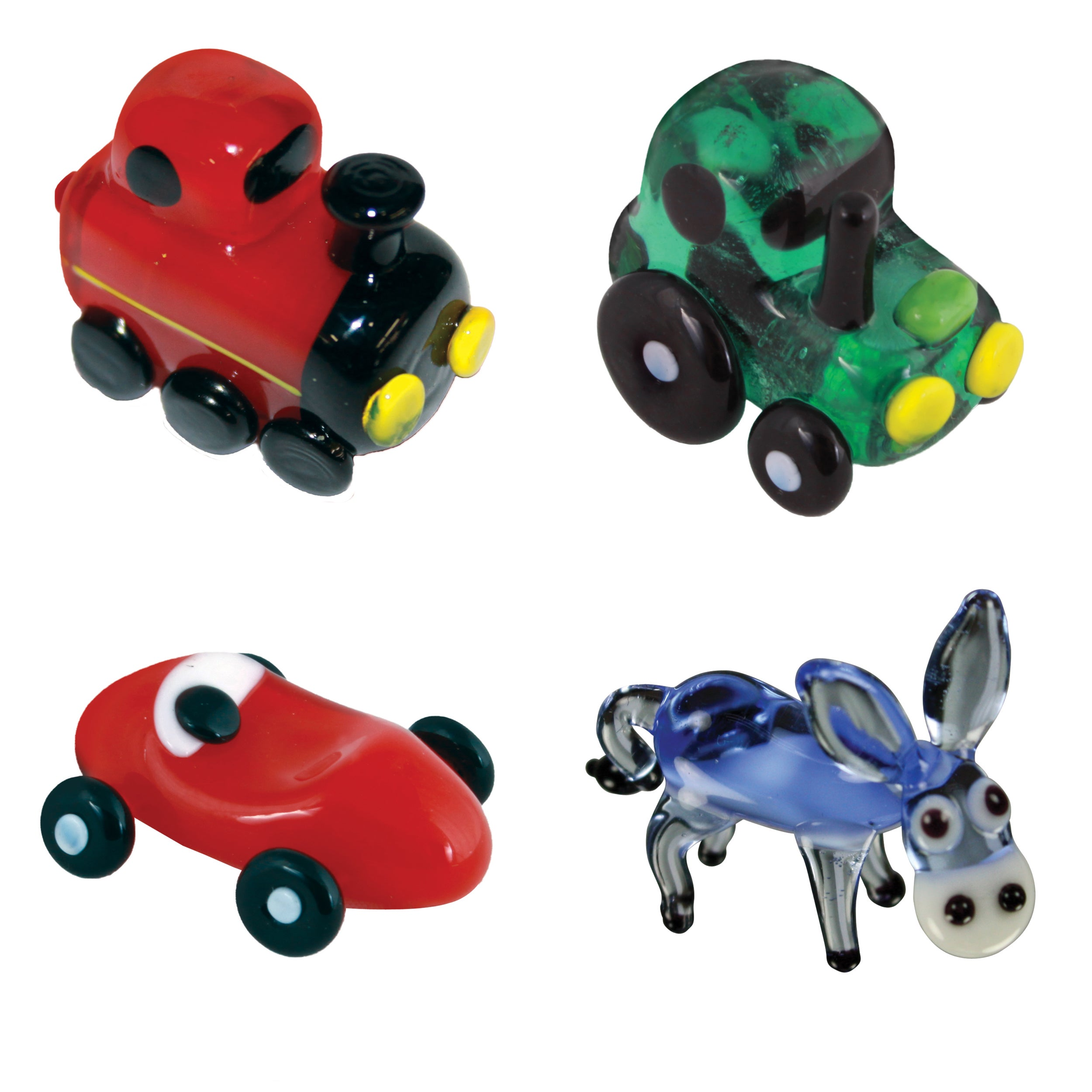 Looking Glass Transportation-themed Miniature Figures (1)...