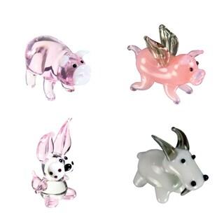 Looking Glass Farm-themed Miniature Figures