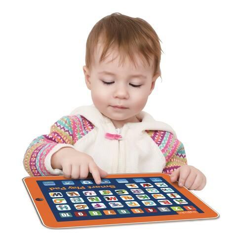 Smart Play Pad - Orange