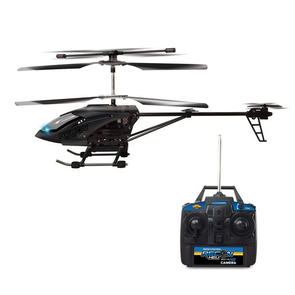 NKOK 13-inch 3.5 Channel RC Recon Helicopter