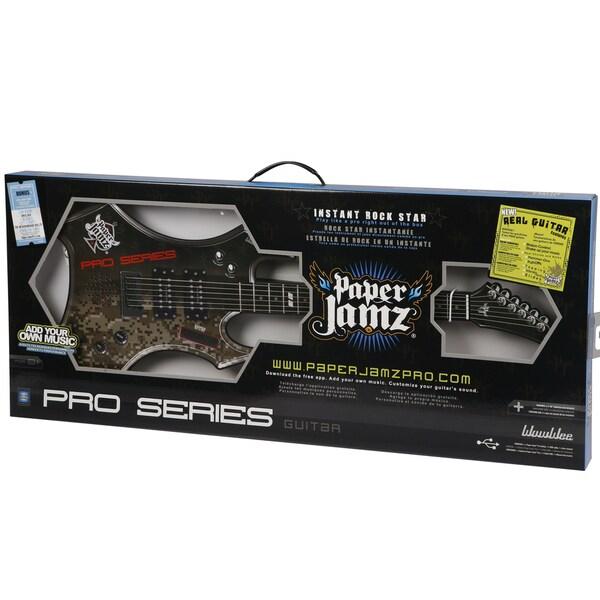 Paper Jamz Granite Pro Guitar